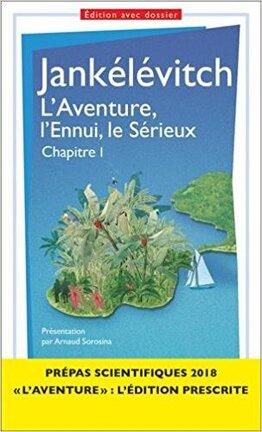 Couverture du livre : L'aventure, l'ennui, le sérieux