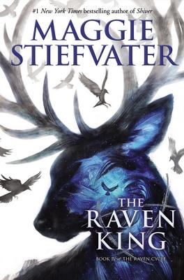 Couverture du livre : La Prophétie de Glendower, Tome 4 : The Raven King