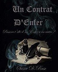 Couverture du livre : La Saga des Enfers, Tome 1 : Un contrat d'enfer