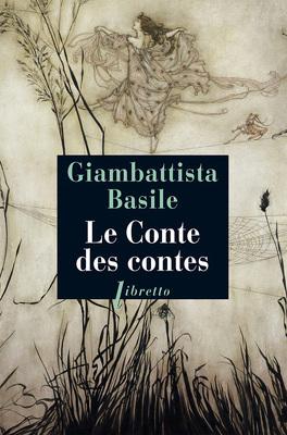 Couverture du livre : Le Conte des contes