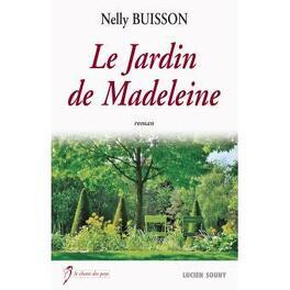 Couverture du livre : Le jardin de Madeleine