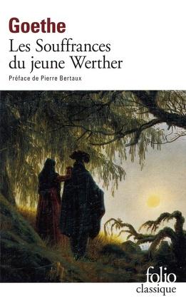 Couverture du livre : Les Souffrances du jeune Werther