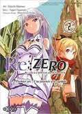 Re:Zero - Re:Life in a different world from zero - Premier arc : Une journée à la capitale, Tome 2
