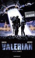 Valérian et Laureline : l'intégrale : Volume 3