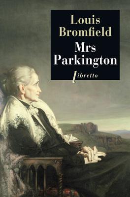 Couverture du livre : Mrs Parkington