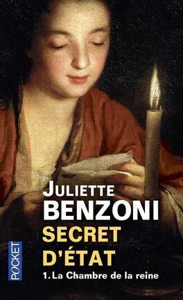 Couverture du livre : Secret d'État, tome 1 : La chambre de la reine