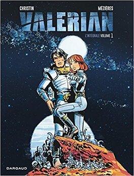 Couverture du livre : Valérian et Laureline : l'intégrale : Volume 1