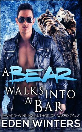 Couverture du livre : A Bear Walks Into a Bar