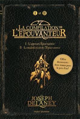 Couverture du livre : La Compilation de l'épouvanteur