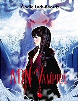 Couverture du livre : ADN Vampire T01: Carmine