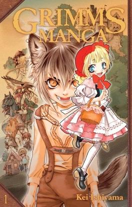 Couverture du livre : Grimms Manga 1