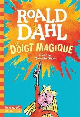 Couverture du livre : Le Doigt magique