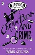 Une enquête trépidante du club Wells & Wong: Cream Buns and Crime