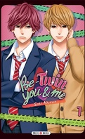 Be-Twin you and me, Tome 1