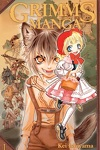 couverture Grimms Manga 1