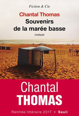 Couverture du livre : Souvenirs de la marée basse
