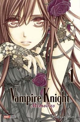 Couverture du livre : Vampire Knight - Mémoires, Tome 1