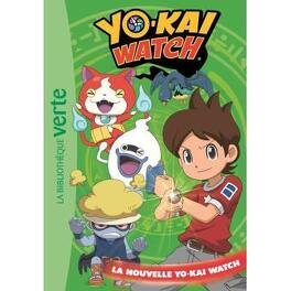Couverture du livre : Yo-Kai Watch - Tome 7 : La nouvelle Yo-kai Watch