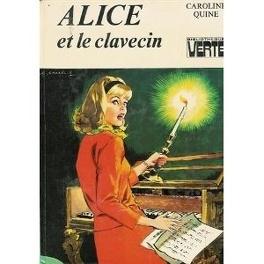 Couverture du livre : Alice et le clavecin