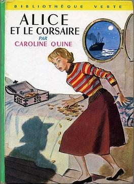 Couverture du livre : Alice et le corsaire