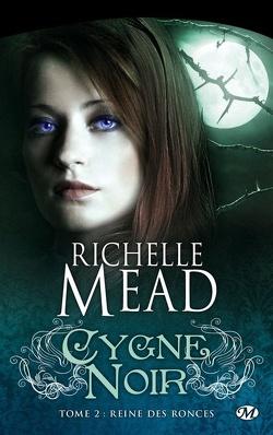 Couverture de Cygne Noir, Tome 2 : Reine des Ronces
