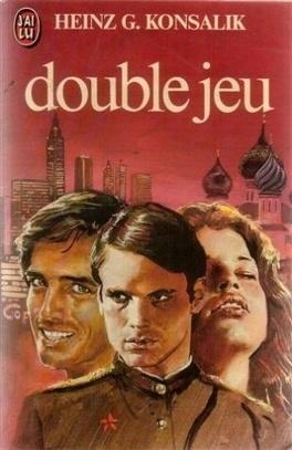 Couverture du livre : Double jeu
