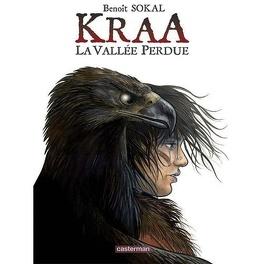 Couverture du livre : Kraa, Tome 1 : La vallée perdue