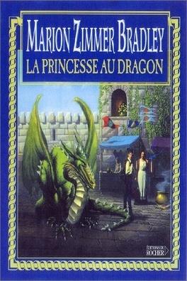 Couverture du livre : La Princesse au dragon