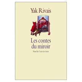 Couverture du livre : Les contes du miroir