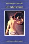 couverture Le Cachet d'onyx