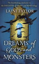 La Marque des Anges, Tome 3 : Dreams of Gods & Monsters