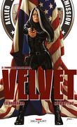 Velvet, tome 3 : L'homme qui vola le monde