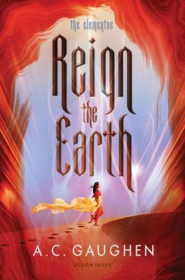 Couverture du livre : The Elementae, Tome 1 : Reign the Earth