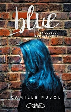 Couverture de Blue : la couleur de mes secrets