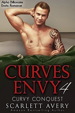 Couverture du livre : Curves Envy, Tome 4 : Curvy Conquest