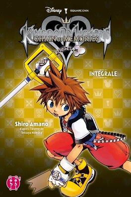 Couverture du livre : Kingdom Hearts Chain of Memories l'Intégrale