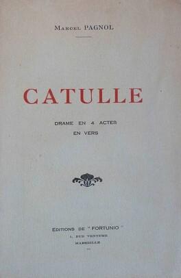 Couverture du livre : Catulle