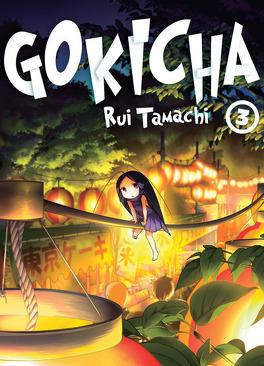 Couverture du livre : Gokicha, Tome 3