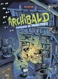 Archibald - tome 1 - Pourfendeur de monstres