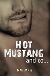 couverture Hot Mustang and co…, Tome 1