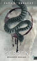 Ménagerie Magique, Tome 1 : Des bottes en peau de serpent