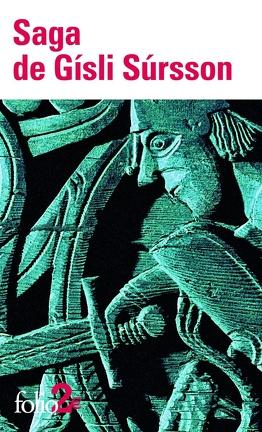Couverture du livre : Saga de Gísli Súrsson