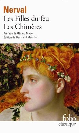Couverture du livre : Les Filles du feu ; Les Chimères