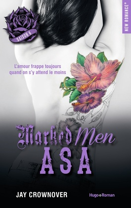 Couverture du livre : Marked Men, tome 6 : Asa