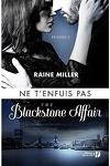 couverture The Blackstone Affair, Tome 3 : Ne t'enfuis pas