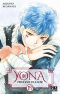 Yona - Princesse de l'Aube, tome 19