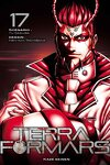 couverture Terra Formars, Tome 17