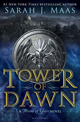 Couverture du livre : Throne of Glass, Tome 6 : Tower of Dawn