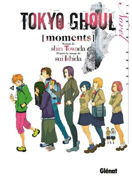 Couverture du livre : Tokyo Ghoul: Days
