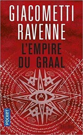 Couverture du livre : L'Empire du Graal